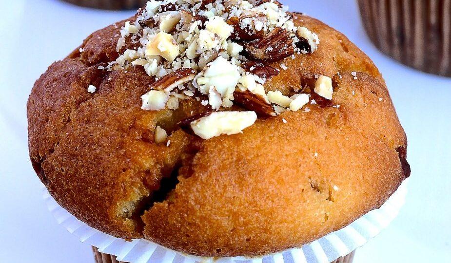 ricette fitness muffin cacao e banana con proshape fitline